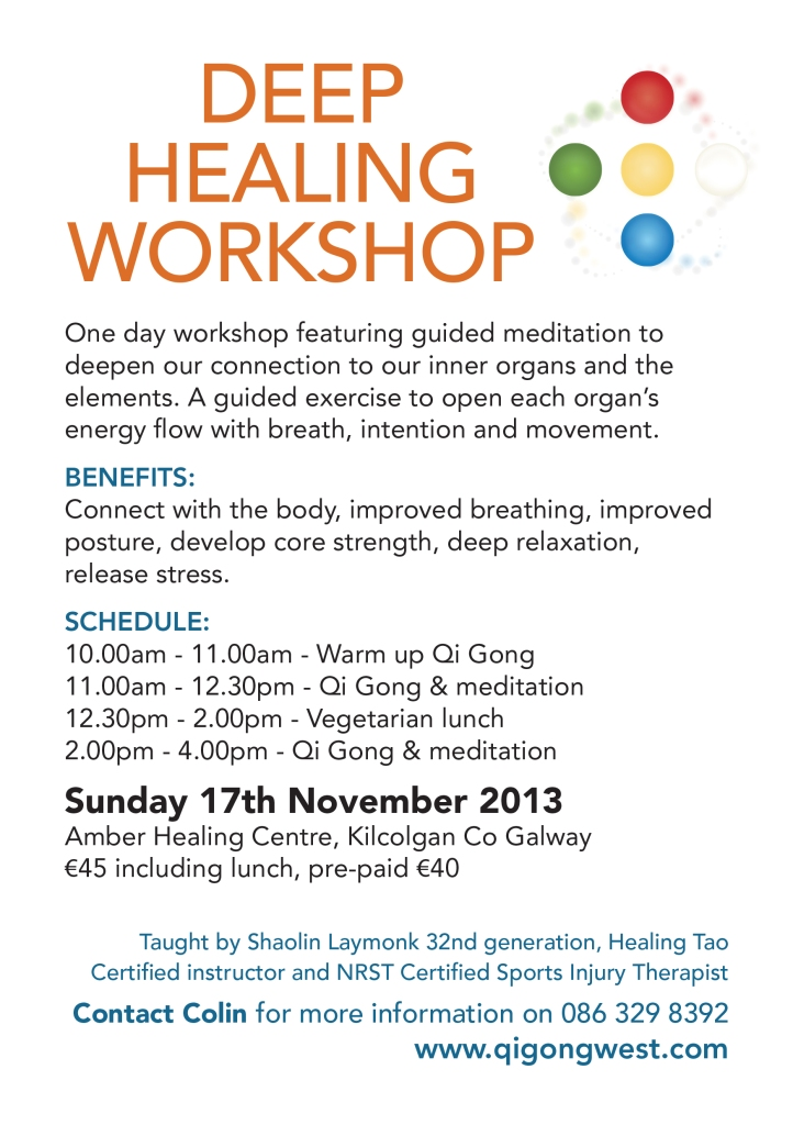 DeepHealingWorkshop