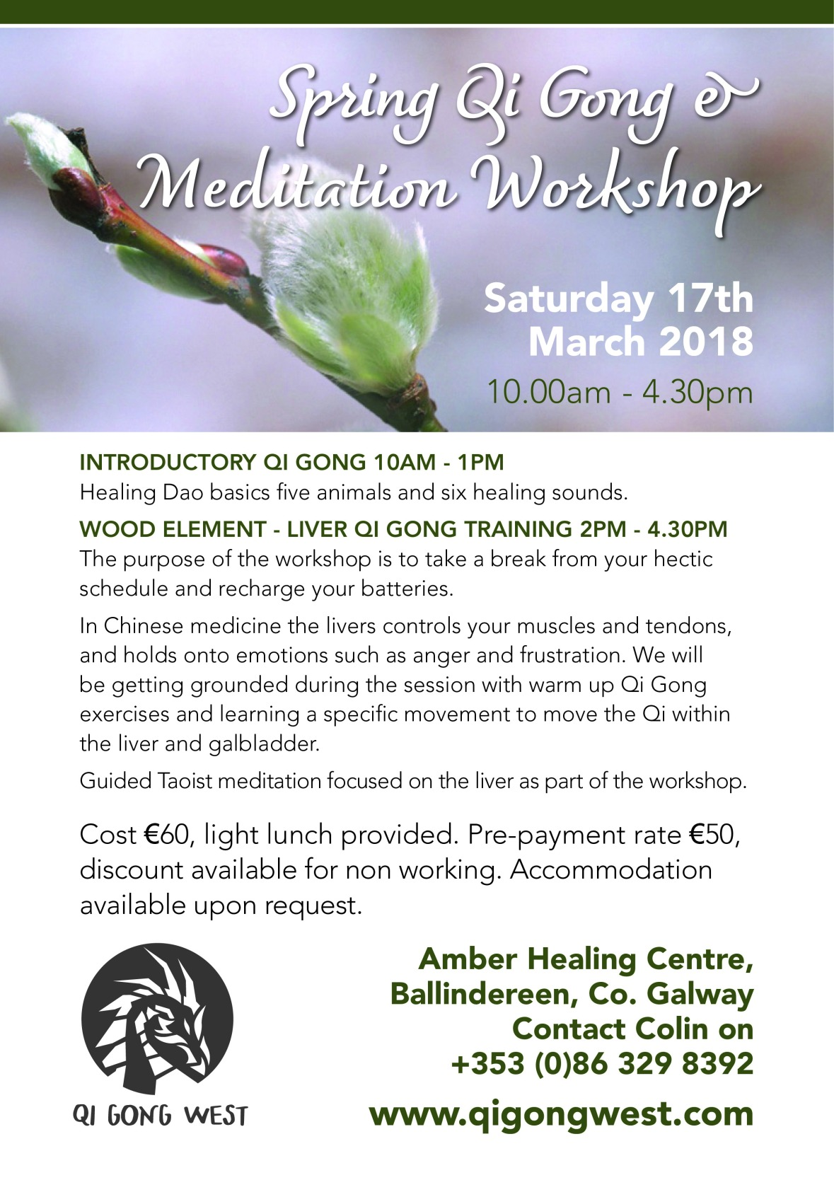 SpringMeditationWorkshop